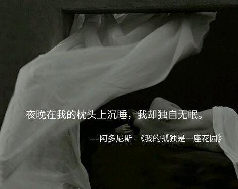 那些看一眼就泪目的句子:心情有点灰色