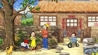 路遥——《黄叶在秋风中飘落》那些烘托气氛的语句,真实朴素!
