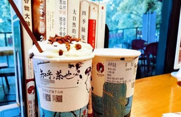 第一次喝茶颜悦色的文案 打卡茶颜悦色的心情说说