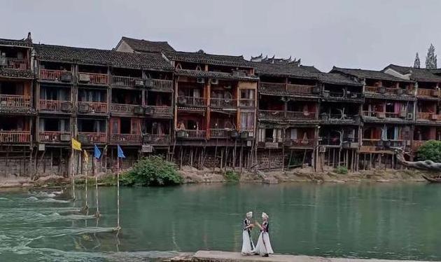 散文:凤凰古城,我来了