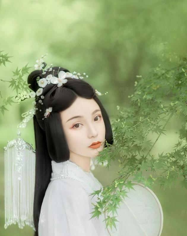 青丝上绽放的玉英——汉服配饰发簪篇