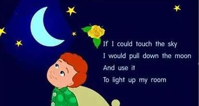 十首唯美英文小诗!励志又有童趣!