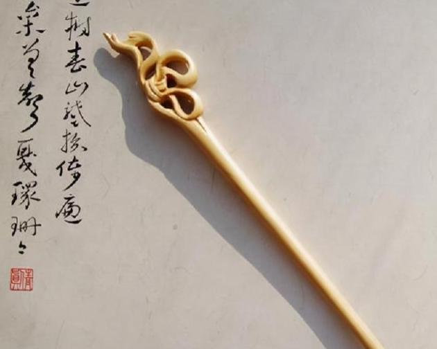 清簪云鬓,良人可期——发簪,古人发髻上的万种风情与身份象征