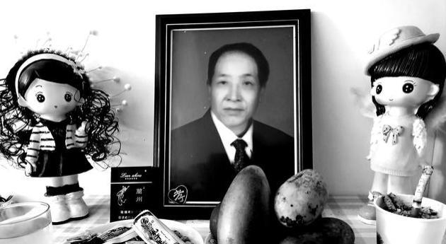 悼念父亲谢世一周年