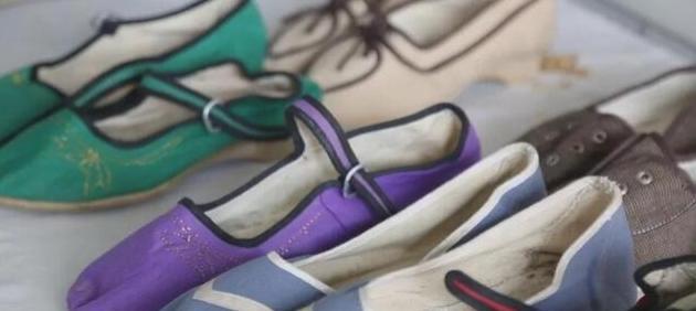 情无声,爱无言,一针一线皆是爱  那些年,母亲做过的布鞋