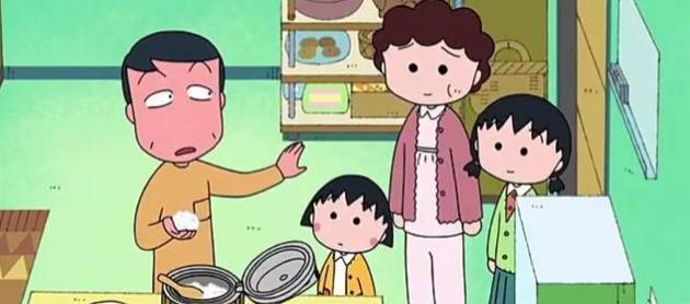 《樱桃小丸子》波澜不惊的爱与家庭,却能诠释出平凡简单的深意