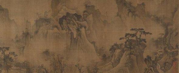 中英双语 外刊 如果山河可以诉说:大都会的诗意中国山水